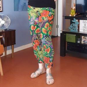 80s Vintage Fashion Pants